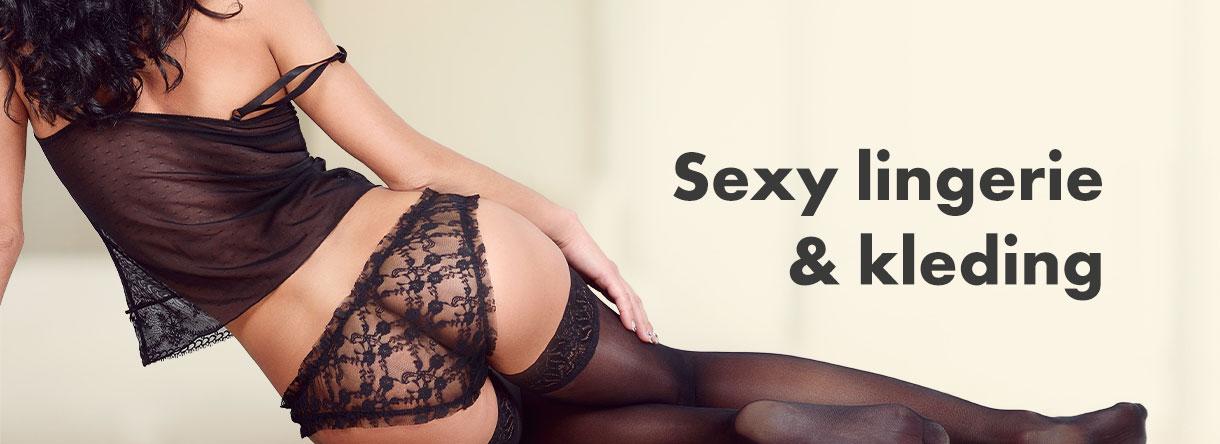Shop sexy lingerie