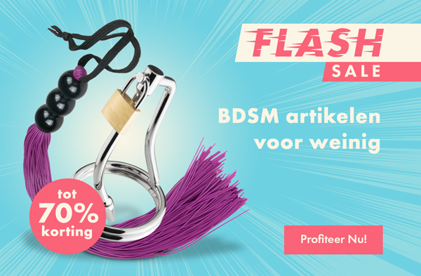 Flash Sale BDSM