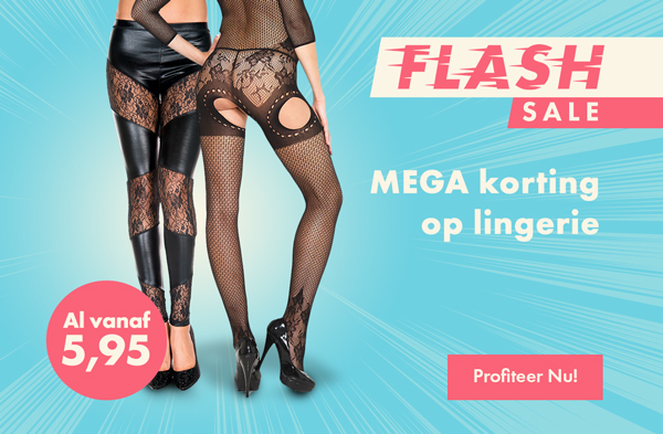 Flash Sale Lingerie