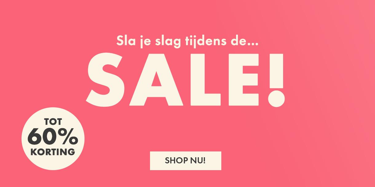 Shop onze sale