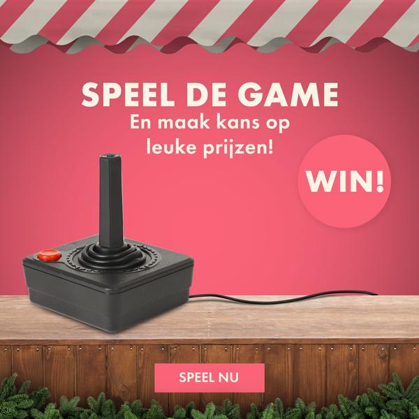 Speel onze spannende game!