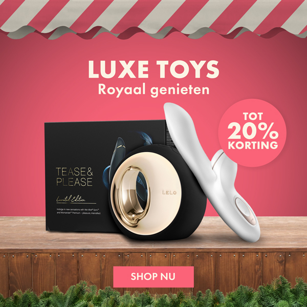 Tot 15% korting op luxe toys