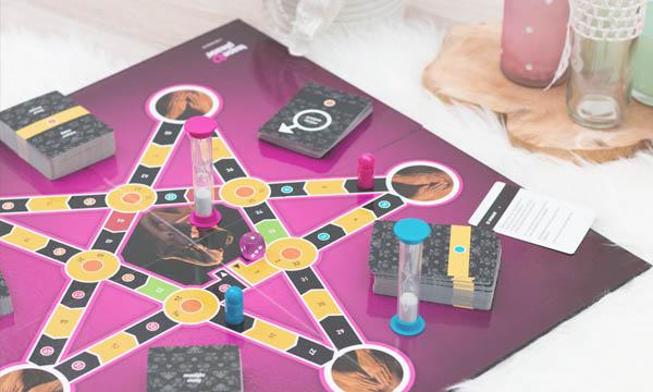 7 Erotische bordspellen