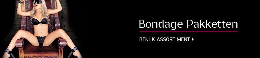 Bondage en BDSM pakketten