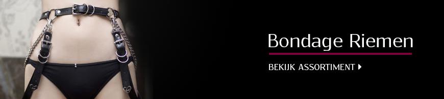 Bondage & BDSM riemen
