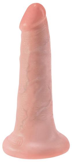 King Cock Realistische Kleine Dildo - 14 cm