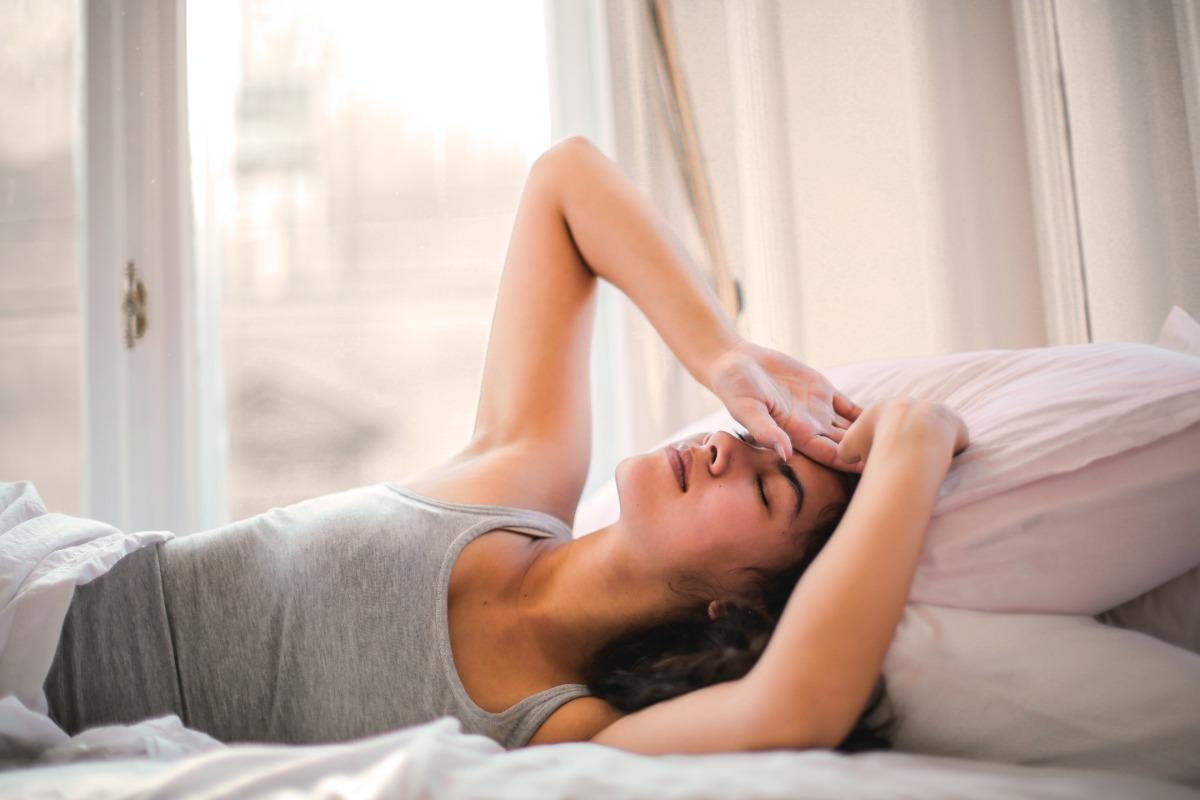 Seks is goed tegen hoofdpijn