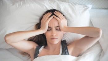 Seks is goed tegen hoofdpijn.
