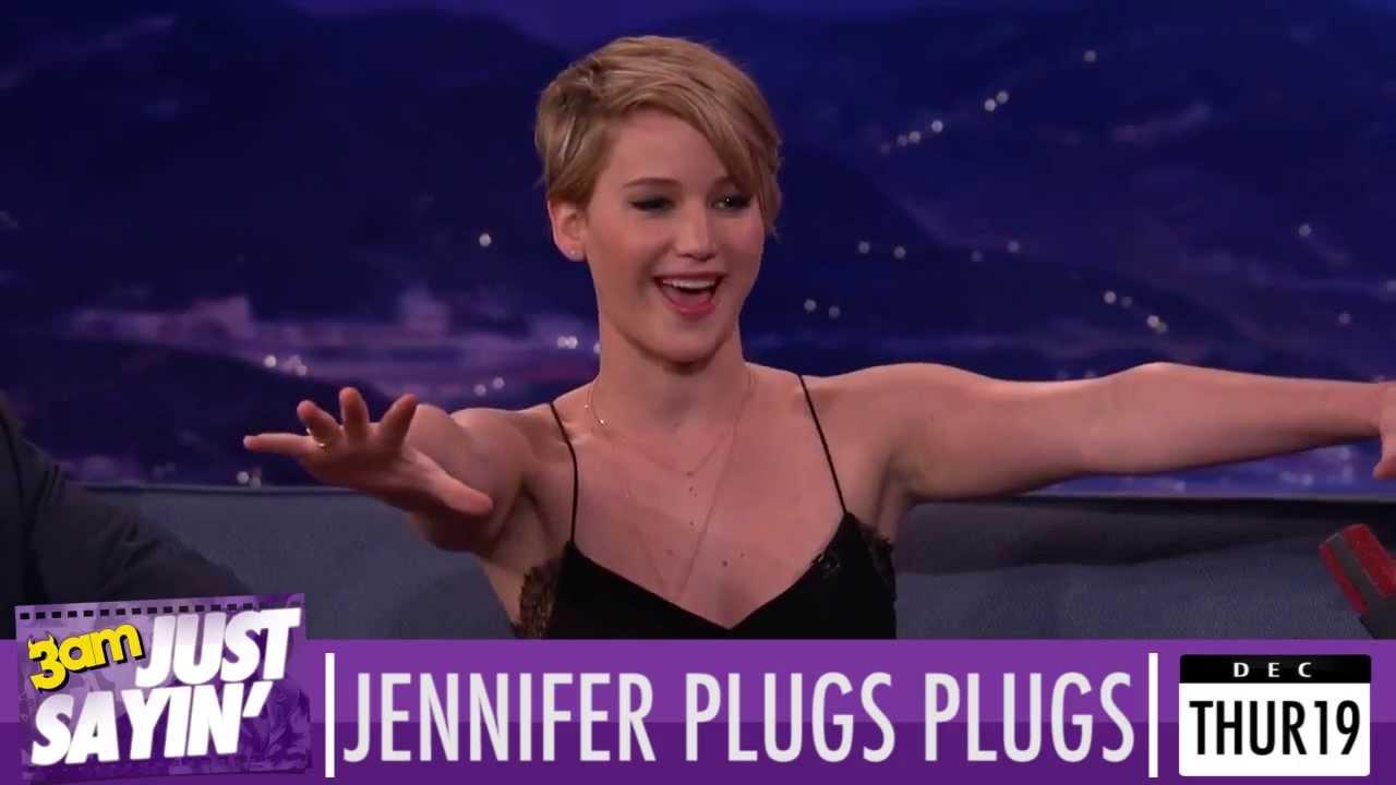 Jennifer Lawrence Buttplug