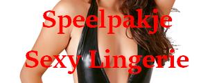 Speelpakje, sexy lingerie