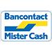 logo bancontact/mistercash